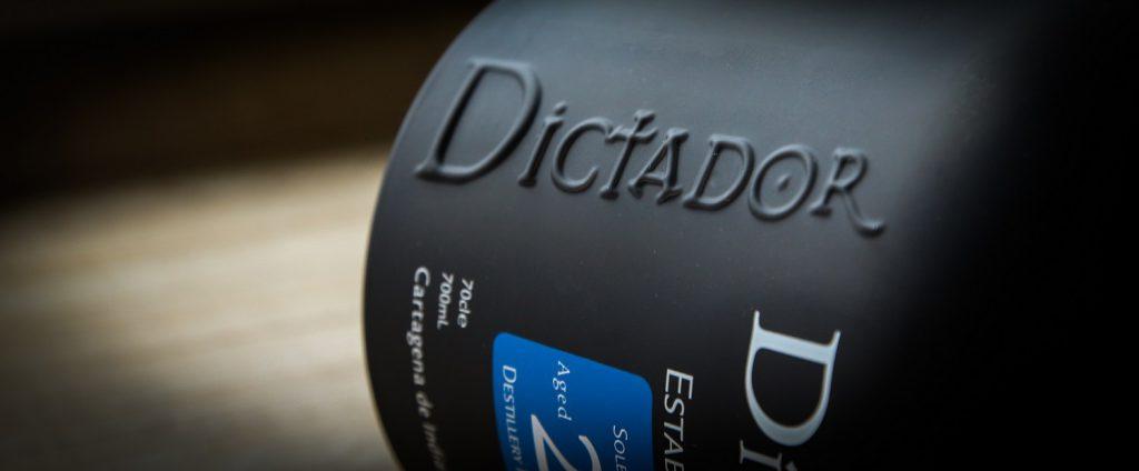 Dictador - 20 Solera Rum