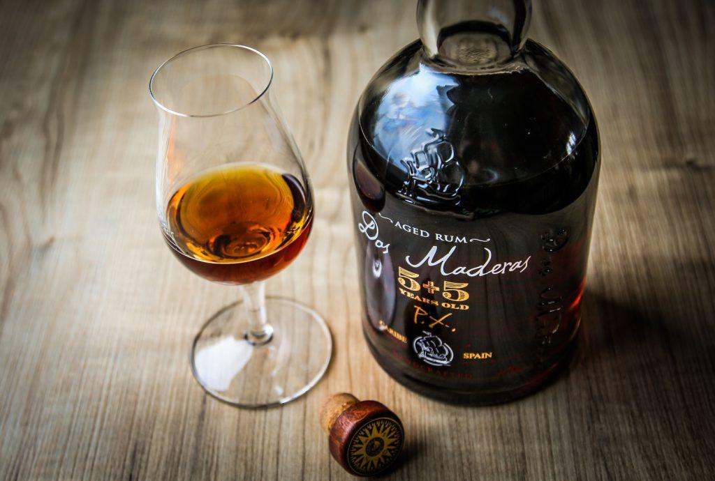 Dos Maderas PX 5+5 Rum im Plas