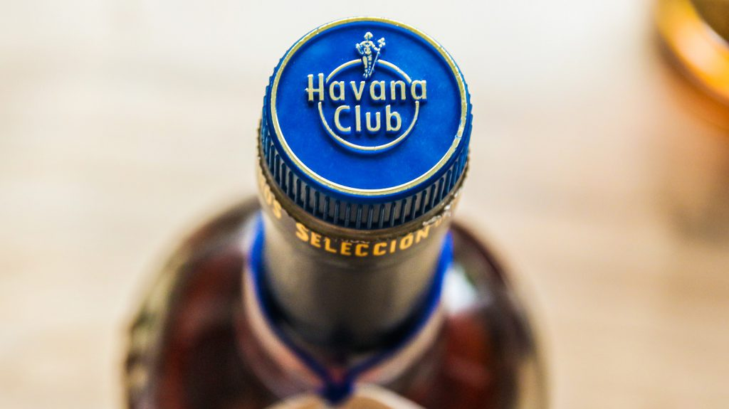Havana Club - Selection de Maestros - Korken
