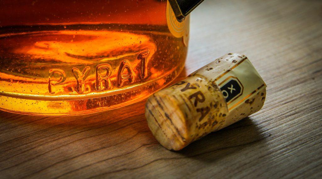 Pyrat Rum Korken